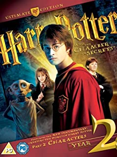 Harry Potter and the Chamber of Secrets (Ultimate Edition) - Double Play (Blu-ray + DVD) [2011] [Region Free] (B005WIIM7I) | Amazon price tracker / tracking, Amazon price history charts, Amazon price watches, Amazon price drop alerts
