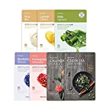 #1: The Face Shop Real Nature Bestseller Combo