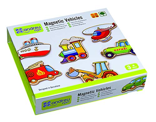 NSC Andreu Toys - Vehículos Magnéticos