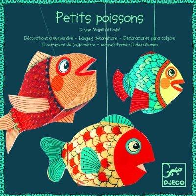 Mobile petits poissons Djeco