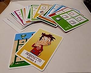 Jeu de 60 cartes : Dessinetto