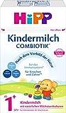 HiPP Kindermilch ComBiotik Bio, 4er Pack (4 x 600 g)
