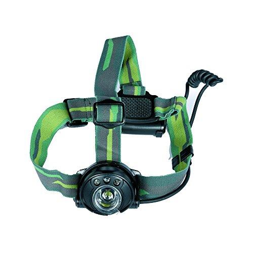 Preisvergleich Produktbild Ring Stirnleuchte Cyba-Lite , Oculus LED, Schwarz