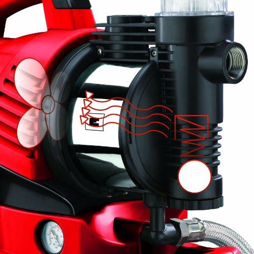 Einhell BG-WW 5537 E Hauswasserwerk-Set - 3