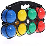 AKORD Plastic French Boules Garden Game Set