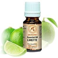 Limettenöl Ätherisch 10ml - Citrus Aurantifolia - Mexiko - 100% Reine & Natürliche Ätherische Öle Limette für... preisvergleich bei billige-tabletten.eu