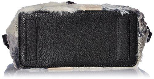 Desigual Ygrette Astún - Handtasche gris plomo