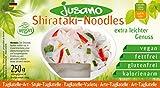 Jusano Shirataki Noodles -Tagliatelle, 5er Pack (5 x 250 g)