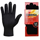 Best Thermal Gloves - Warm Knitted Thermal Thinsulate Wool Lined Gloves in Review