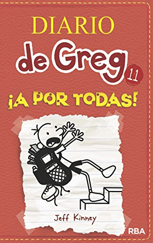 Diario de Greg 11. !A por todas!
