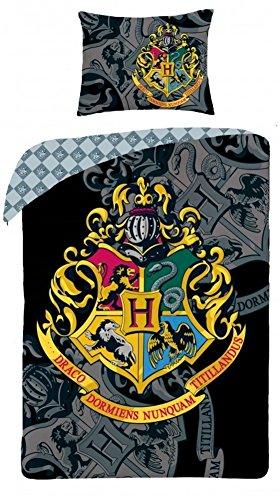 Harry Potter Bettwasche Kinder Bettwasche 140x200 Cm Oeko Tex