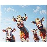 Suchergebnis auf f r bunte kuh bilder poster for Poster wanddurchbruch