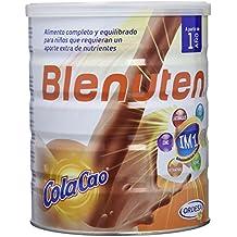 Blenuten Alimento Completo y Equilibrado, Cola Cao - 800 gr