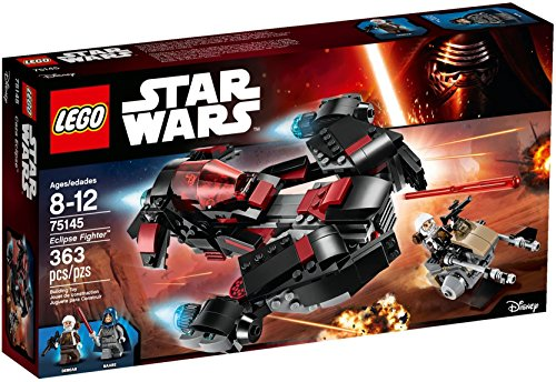 Star Fighter Wars (LEGO Star Wars 75145 - Eclipse)