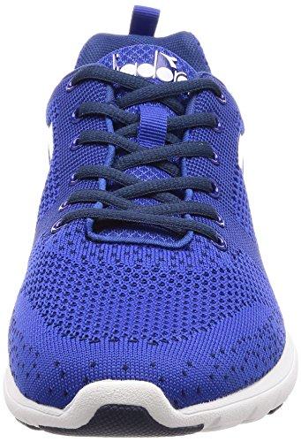 Diadora Herren X Run Light Laufschuhe Blau (Azzurro Scuro Blu Profondo)