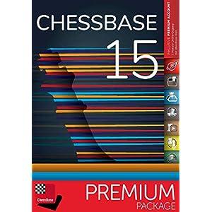 ChessBase 15 – Das Premiumpaket: Die professionelle Schachdatenbank für den Turnierspieler