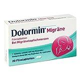 Dolormin Migräne Tabletten, 20 St.