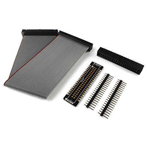 RPi GPIO Cobbler Plus Breakout Board Kit with 8