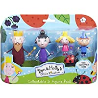 Ben and Holly - Figura de acción Ben y Holly (Character Options 5279) modelos