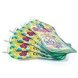 Fill n Squeeze Confezione Ricarica di Tasche da Cibo Riutilizzabili Risigillarabili per Svezzamento Alimentare Bambini