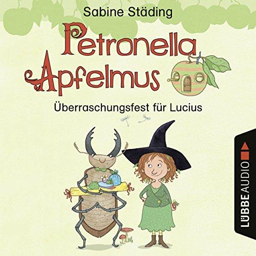Petronella Apfelmus - Überraschungsfest für Lucius, Kapitel 5