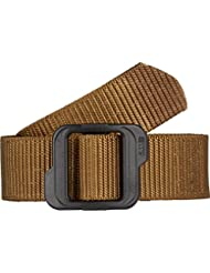 5.11 Double Duty 120 TDU Belt - Bolsa / Cinturón para presas de caza, color marrón, talla XL