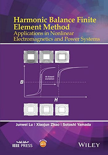 Harmonic Balance Finite Element Method: Applications in Nonlinear Electromagnetics and Power Systems (Wiley – IEEE)
