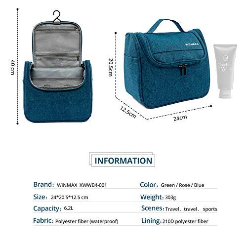Zoom IMG-2 winmax beauty case blu xwwb4