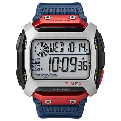 T TIMEX Command X Red Bull Cliff Diving Special Edition Herrenuhr