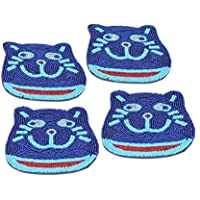 Store Indya, Set di 4 Giochi per bambini Blu Cat