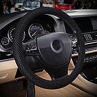 RUNGAO Funda para volante de coche universal y resistente con elástico