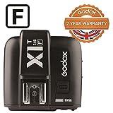 Godox X1T-F TTL Flash Trigger 1 / 8000s HSS 2.4G Flash Transmitter, für Fuji Digitalkamera (X1T-F)