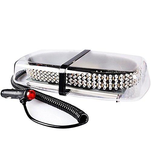 Racksoy 240LED DC12V inserto veicolo-auto lampade flash luce stroboscopica lampeggiante Flash (Flash Veicolo)