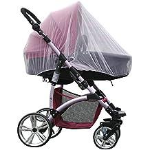 Baby Mosquito Net, Universal Cochecito Insectos Para Cochecito De Mimbre Cochecitos Cuna Carro Del Bebé