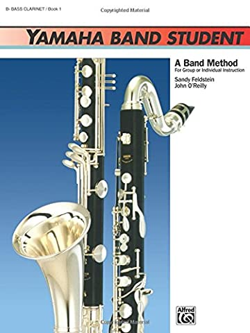 Yamaha Band Student Book 1: B Flat Bass Clarinet