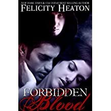 Forbidden Blood: A Vampire Romance Novel (English Edition)