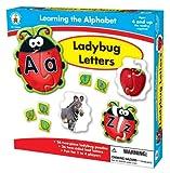 Ladybug Letters (Learn the Alphabet)