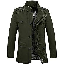 3fc5ee9d62717 Amazon.es  chaqueta militar hombre