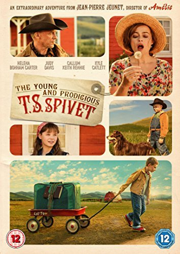 The Young and Prodigious T S Spivet [DVD]
