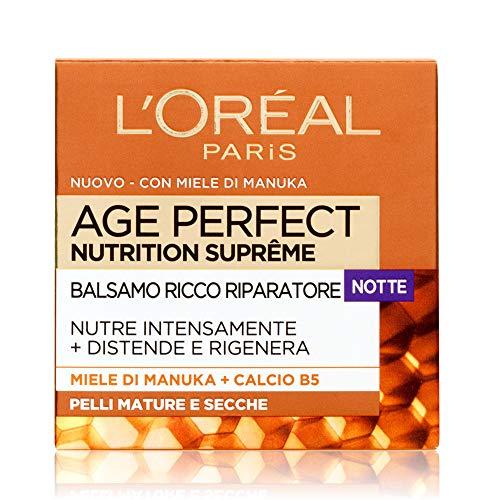 L'Oréal - Age Perfect Nutrition Supreme - Crema nutritiva
