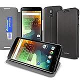 CaseBase® Schutzhülle für OnePlus Two - Hülle WALLET -
