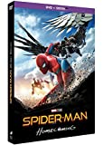 SPIDER-MAN : HOMECOMING - DVD (UV) INCLUS COMIC BOOK...