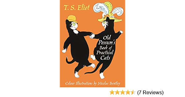 The illustrated old possum with illustrations by nicolas bentley the illustrated old possum with illustrations by nicolas bentley faber childrens classics book 14 ebook t s eliot nicolas bentley amazon fandeluxe Image collections