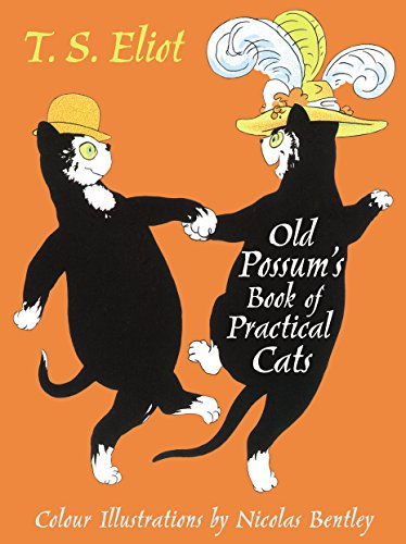 The illustrated old possum with illustrations by nicolas bentley the illustrated old possum with illustrations by nicolas bentley faber childrens classics book 14 fandeluxe Image collections