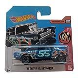 Hot Wheels '55 Chevy Bel Air Gasser Azul