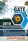 GATE 2019: Electronics & Communication Engineering - Solved Papers (32 Years) VOLUME-02