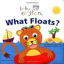 Baby Einstein: What Floats: Splash & Giggle Bath Book #4