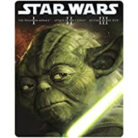 Star Wars: The Prequel Trilogy (Episodes I-III) - Limited Edition Steelbook