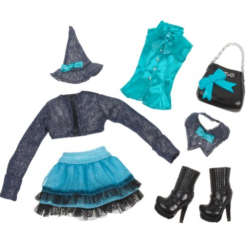5876E4C - Bratzillaz Modeset- True Blue Style (Glam Hexe Make-up)