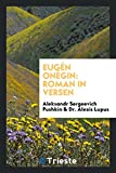 Eugén Onégin: Roman in Versen